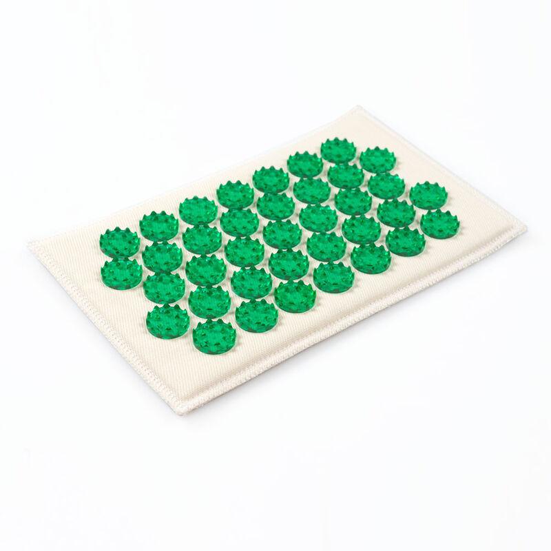 Кортин-медтехника Апликатор Кузнецова малый коврик (зеленый) - фото 1