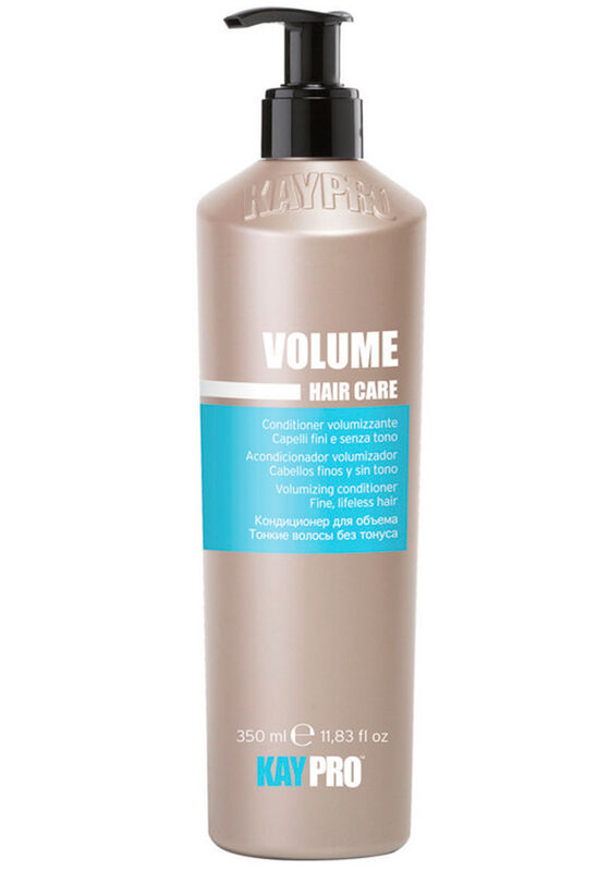 KayPro Кондиционер HAIR CARE VOLUME для объема тонких волос без тонуса 350 мл - фото 1