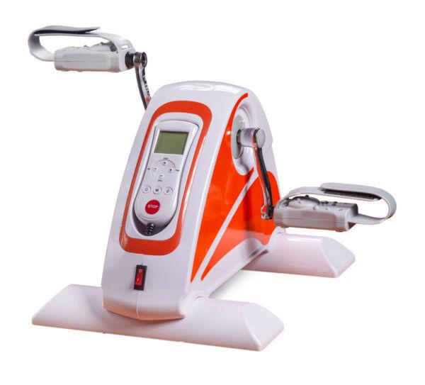 Прокат медицинских товаров Мега-Оптим Велотренажер педальный с электродвигателем HSM-50CE - фото 1