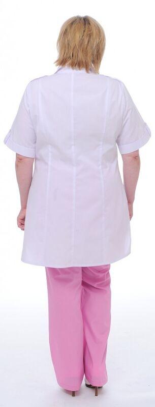 Доктор Стиль Блуза медицинская женская Сафари (лл2229) - фото 4