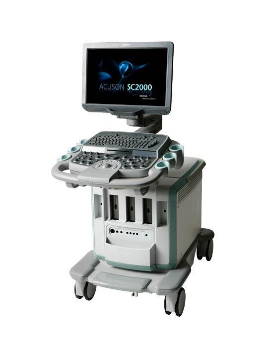 Медицинское оборудование Siemens Ультразвуковой сканер Acuson SC2000 - фото 1