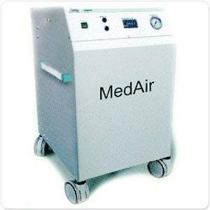 Медицинское оборудование Fritz Stephan Наркозно-дыхательный аппарат MedAir - фото 1