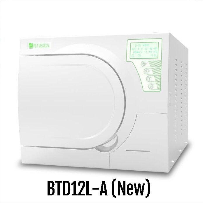 Стоматологическое оборудование P&T Medical Автоклав BTD12L-A New - фото 1