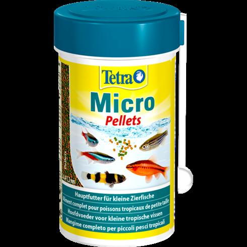 Tetra Корм для рыб Micro Pellets - фото 1