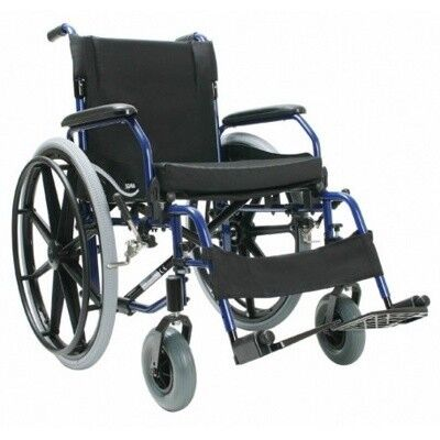 Санитарное приспособление Karma Medical Кресло-коляска с ручным приводом SM-802.2 - фото 1