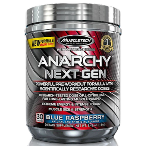 MuscleTech MuscleTech Anarchy Nex Gen 185g - фото 1