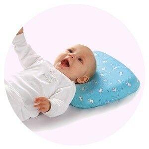 Подушка Trelax Ортопедическая подушка для детей до 1.5 лет SWEET ПО9 - фото 1