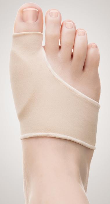 OPPO Силиконовый протектор первого пальца стопы на тканевой основе Comforma Soft Prop - фото 1