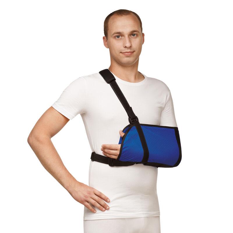 Польза Повязка поддерживающая при травмах рук - фото 1