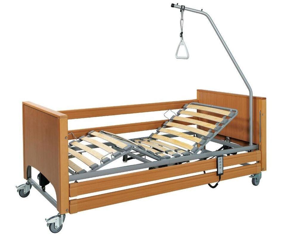 ELBUR Кровать функциональная 4-х секционная с электроприводом PB 331 - фото 1