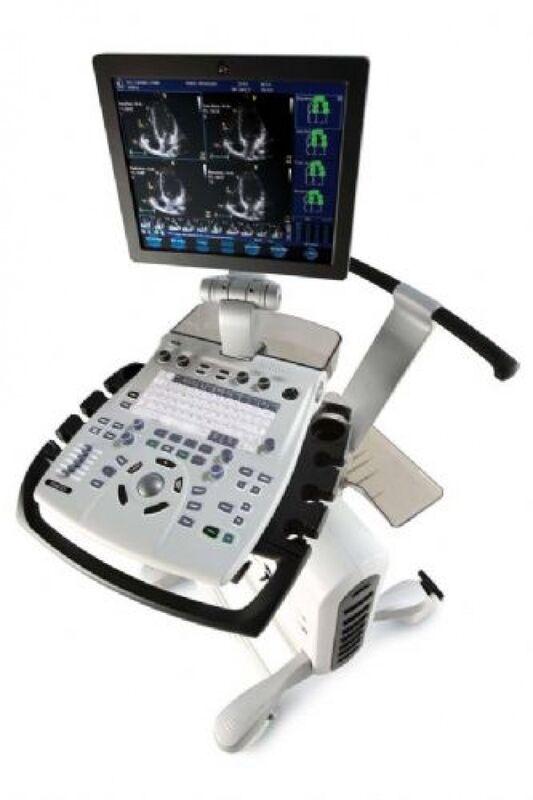 Медицинское оборудование General Electric Ультразвуковой сканер Vivid S5 - фото 1
