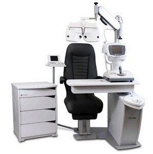 Медицинское оборудование Tomey Рабочее место врача-офтальмолога TRU-1000 - фото 1