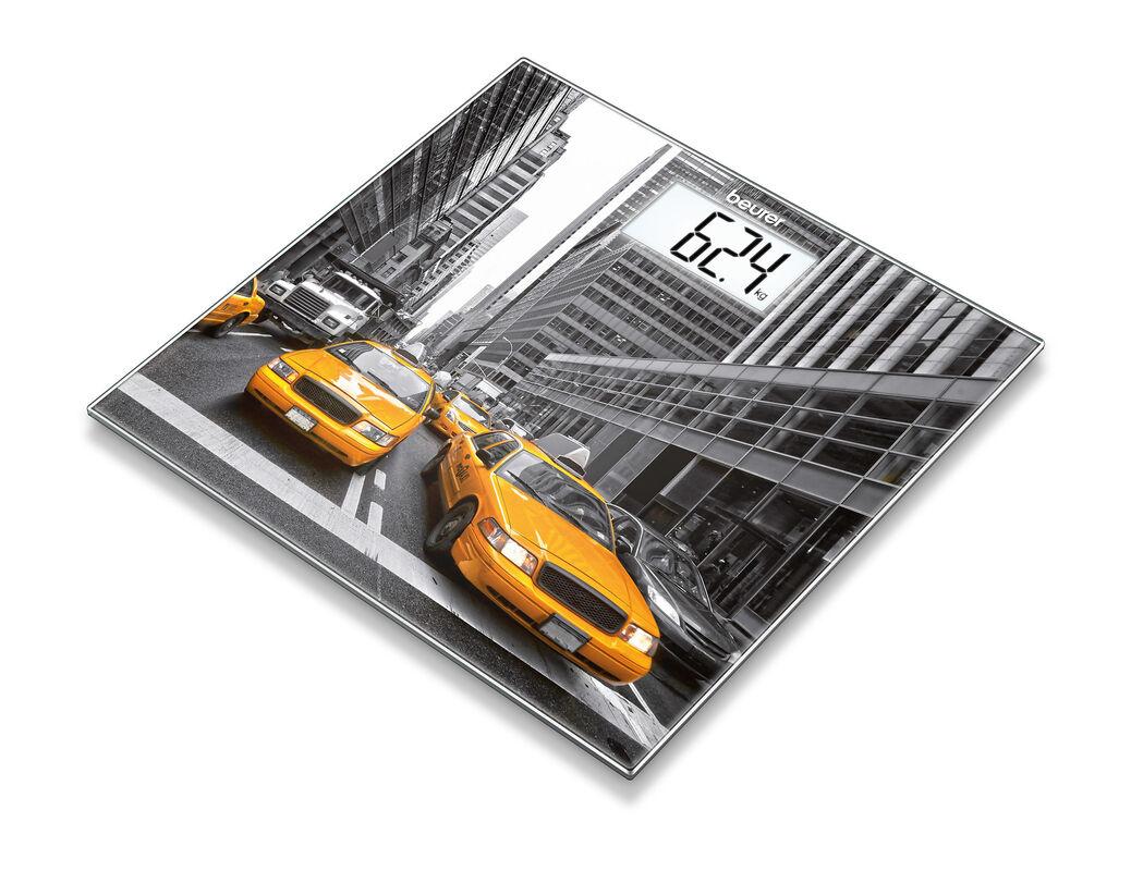 Beurer Весы напольные GS 203 New York - фото 1