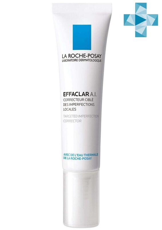 La-Roche-Posay Effaclar a.i. корректирующее средство локального действия, 15 мл - фото 1