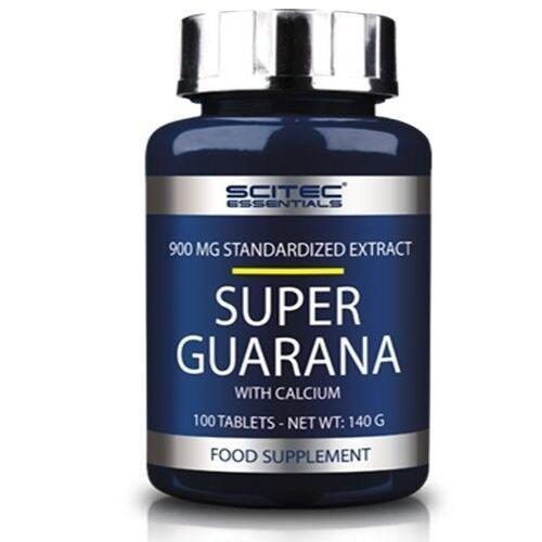 Scitec Nutrition Super Guarana 100 таб - фото 1