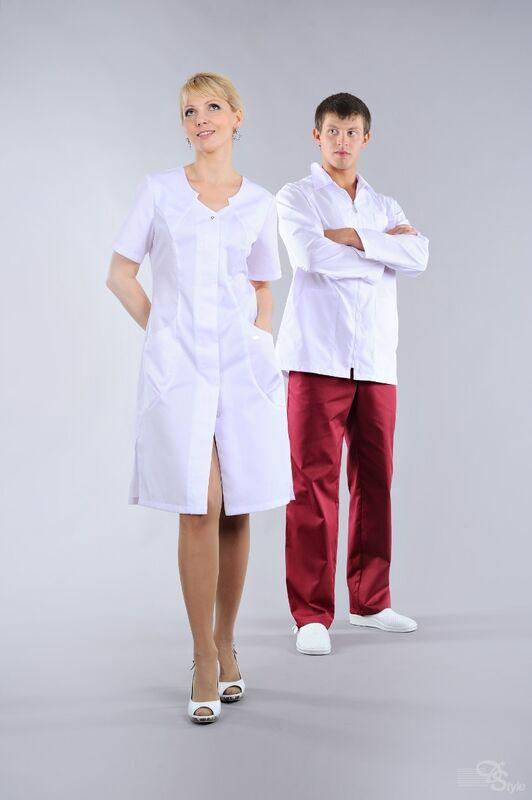 Доктор Стиль Блуза мужская Профи - фото 9