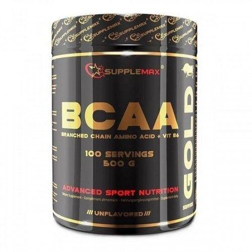 Supplemax BCAA, 500 гр - фото 1