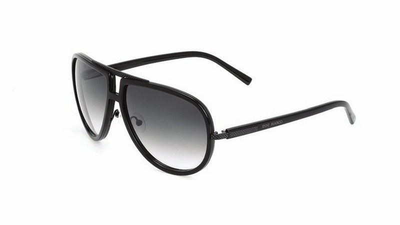 Очки Enni Marco IS 11-260 Unisex acetate with metal bridge - фото 3