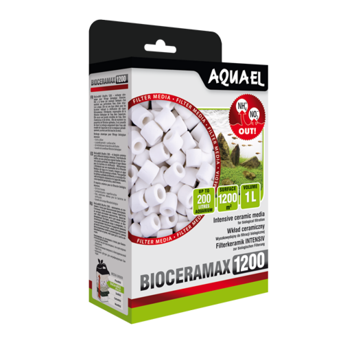 Aquael Наполнитель для фильтра керамический Bioceramax Pro - фото 3