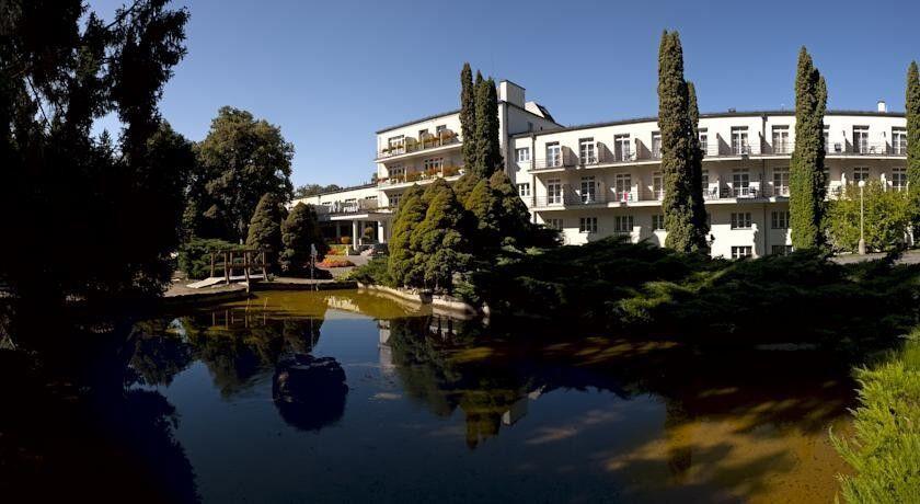 Отдых и оздоровление за рубежом Ibookmed Курорт Слиач, отель Palace 3* - фото 2