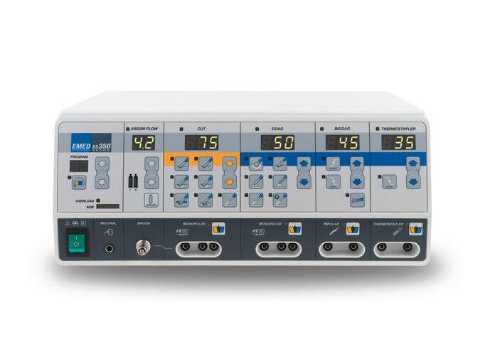 Медицинское оборудование Emed Электрохирургический коагулятор ES-350 + Argon + Termostepler - фото 1
