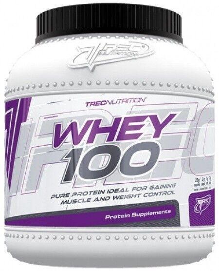 Trec Nutrition Whey 100 1500g - фото 1