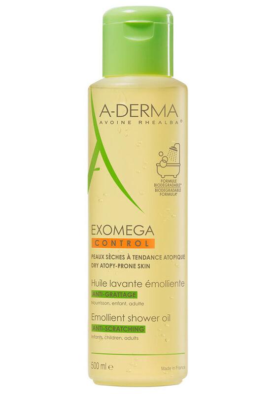 A-Derma Масло для душа смягчающее EXOMEGA CONTROL 500 мл - фото 1