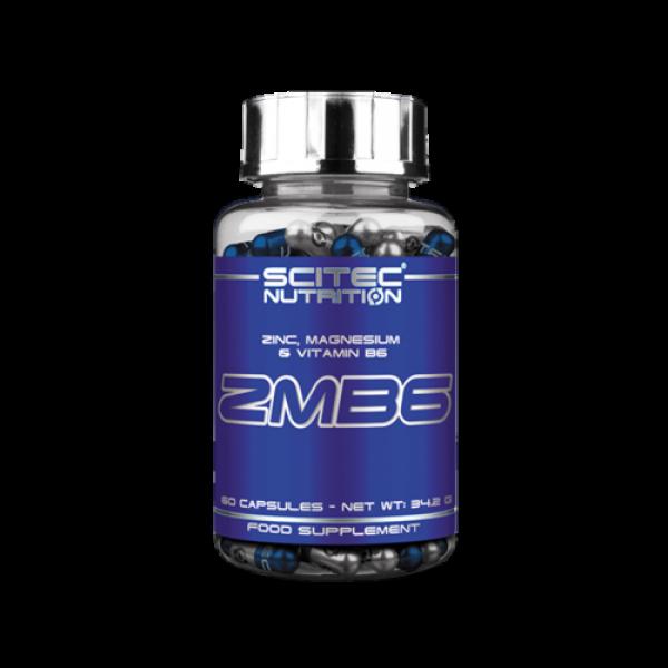 Scitec Nutrition ZMB6 60 капсул - фото 1