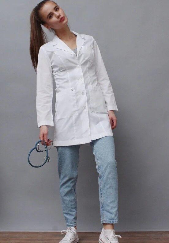 Доктор Стиль Медицинский халат «Джульетта» ЛС 3126.01 - фото 1