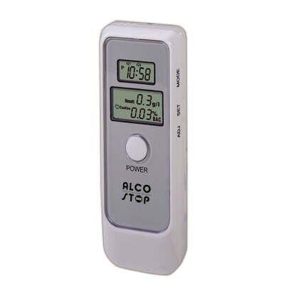 Алкотестер ALCO-STOP AT-109 - фото 1