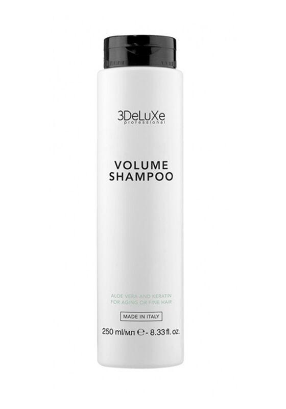 3DELUXE Шампунь для объема волос Volume Shampoo 250 мл - фото 1