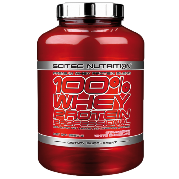 Scitec Nutrition Whey Protein Prof. 920 г - фото 1