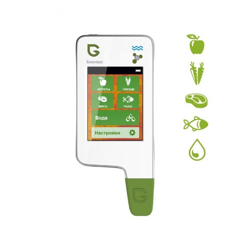 Greentest Нитратомер и измеритель жесткости воды 3 - фото 1