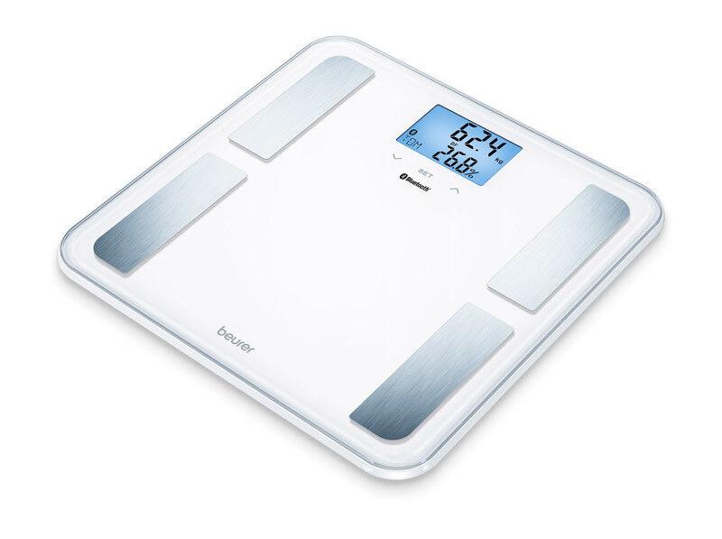 Beurer Весы диагностические BF 850 White - фото 1