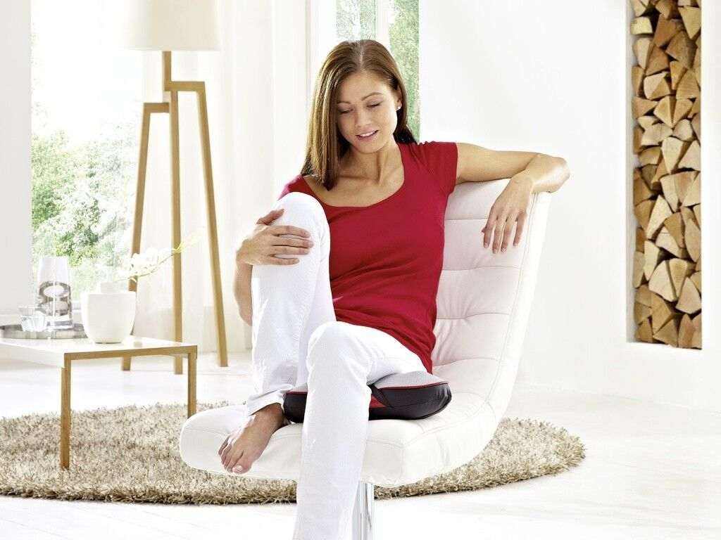 Массажер Casada Компактная массажная подушка Miniwell (Минивелл) - фото 10
