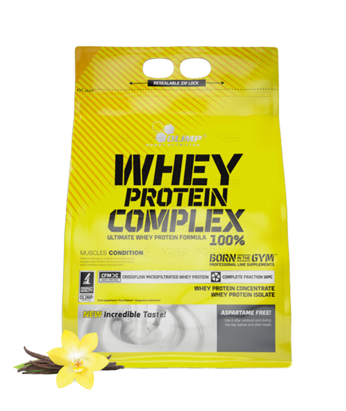 Olimp Whey Protein Complex 100%, 700 гр. - фото 1