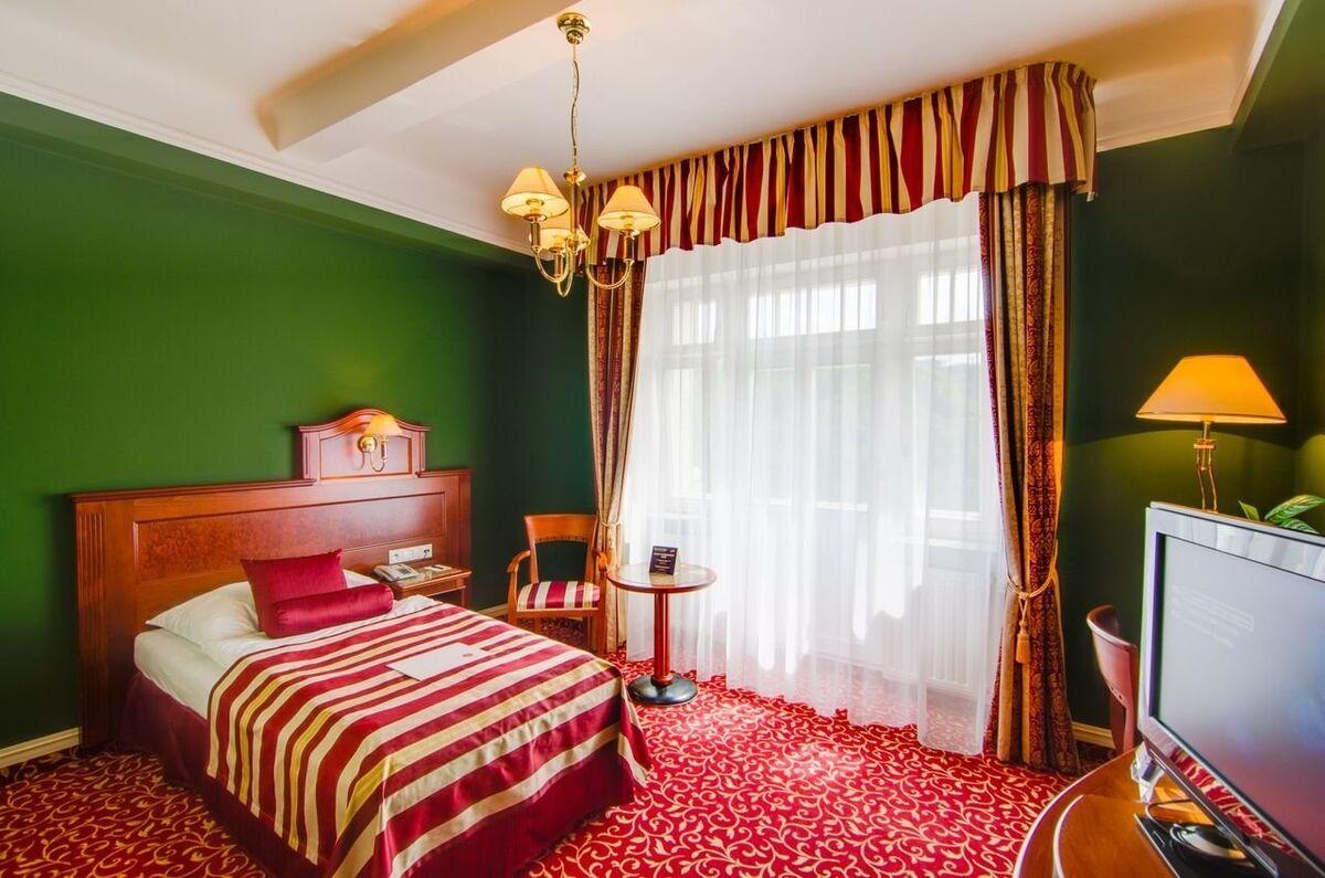 Отдых и оздоровление за рубежом Ibookmed Курорт Карловы Вары Отель Imperial 4* - фото 2