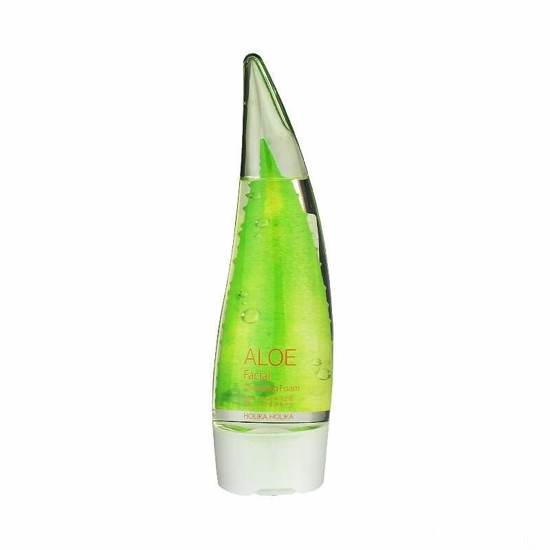 Holika Holika Пенка для умывания Aloe Facial Cleansing Foam - фото 1