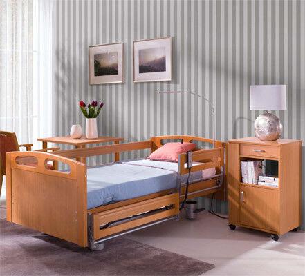 ELBUR Кровать функциональная 4-х секционная с электроприводом PB 536 - фото 2