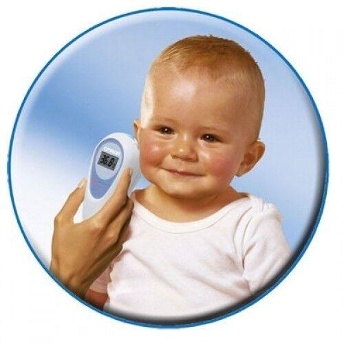 Термометр Omron Инфракрасный ушной цифровой медицинский термометр Gentle Temp MC-510 - фото 3