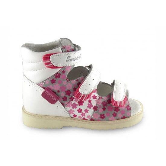 Sursil Ortho Ортопедические сандалии для девочек 15-241 - фото 1