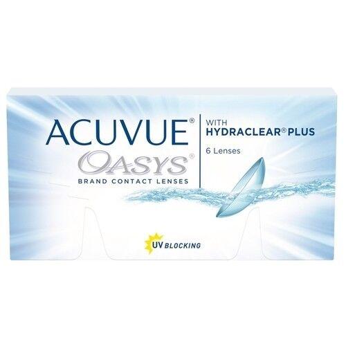 Контактные линзы Acuvue OASYS with Hydraclear Plus (6 линз) - фото 1