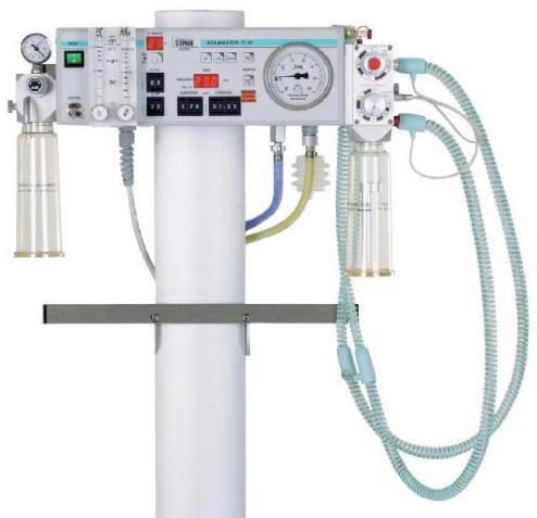 Медицинское оборудование Stephan Аппарат искусственной вентиляции легких F-120 - фото 1