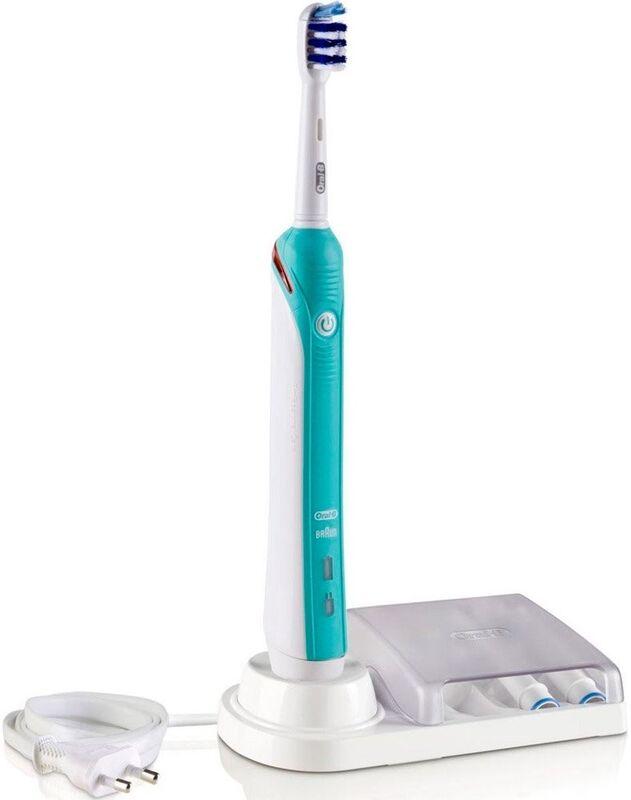 Oral-B Электрическая зубная щетка Trizone 3000 (D20.535.3) - фото 1