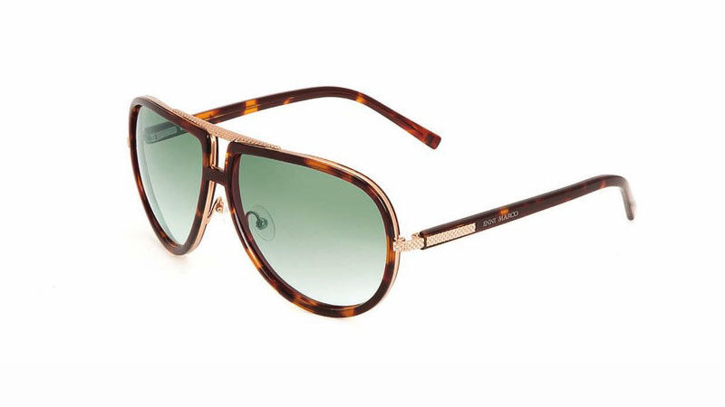Очки Enni Marco IS 11-260 Unisex acetate with metal bridge - фото 1