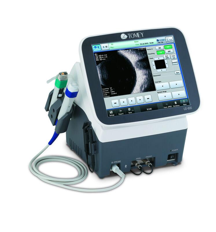 Медицинское оборудование Tomey Ультразвуковой сканер UD-800 - фото 1