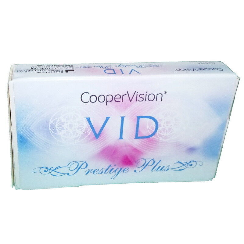 Контактные линзы Cooper Vision VID Prestige Plus - фото 1