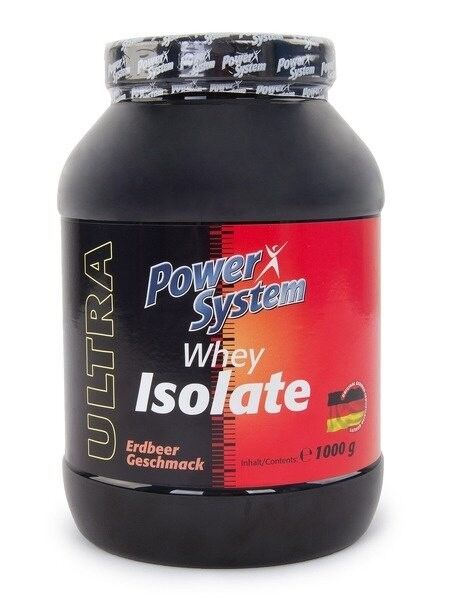 Power System Whey Isolate Protein 1000 гр - фото 1