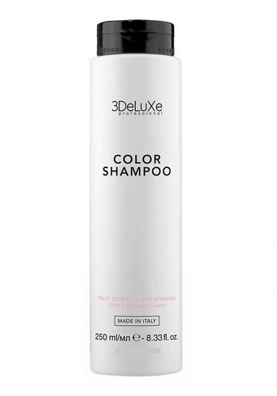 3DELUXE Шампунь для окрашенных волос Color Shampoo  250 мл - фото 1