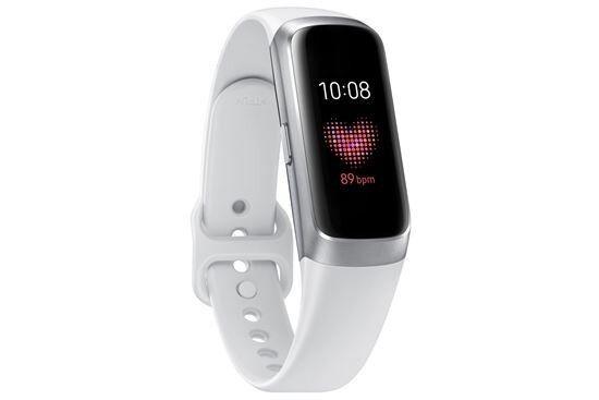 Samsung Фитнес-браслет Galaxy Fit (серебристый) - фото 1